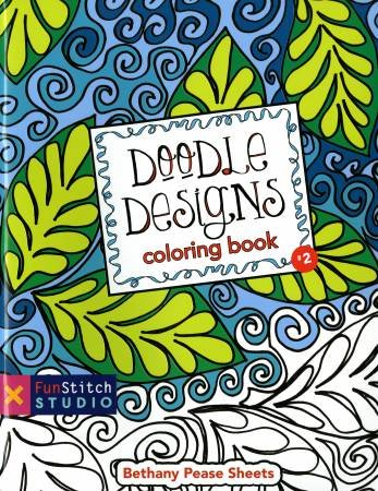 20219 Coloring Book Fun Stitch Studio Doodle