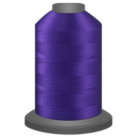 Glide Quilting Thread Raven 42607
