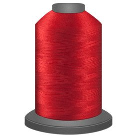 Glide Quilting Thread Cardinal 70001