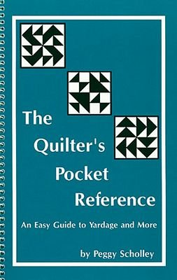 8395 The Quilters Pocket Reference