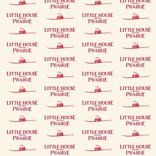 Little House On The Prairie A-7982-R