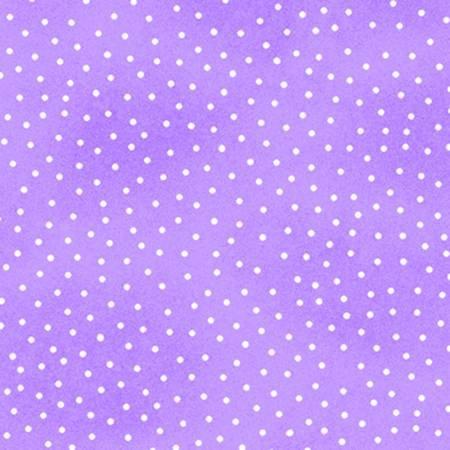 9527AE-55 Purple Dot Flannel