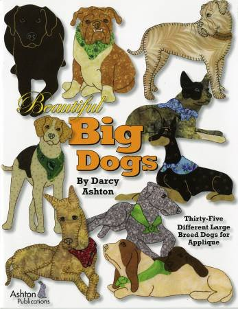 APBK7 Beautiful Big Dogs Softcover