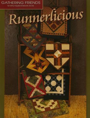 GF134 Runnerlicious - Softcover