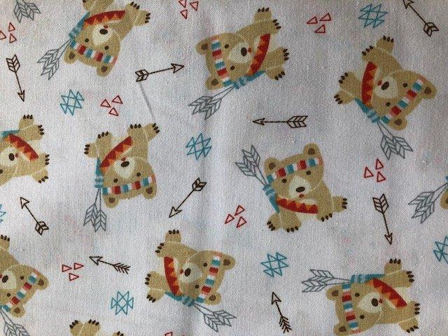 4101S-34 Sand Woodland Bears