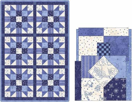 POD-05-RPS Sister's Choice Quilt Pod