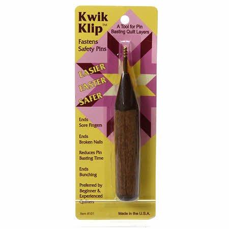 101PJC Kwik Klip Safety Pin Tool