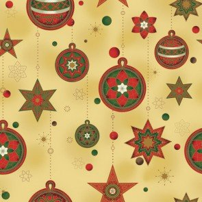 Stof Tan Ornaments