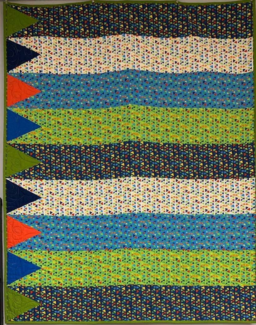 Sail Away Quilt Kit
