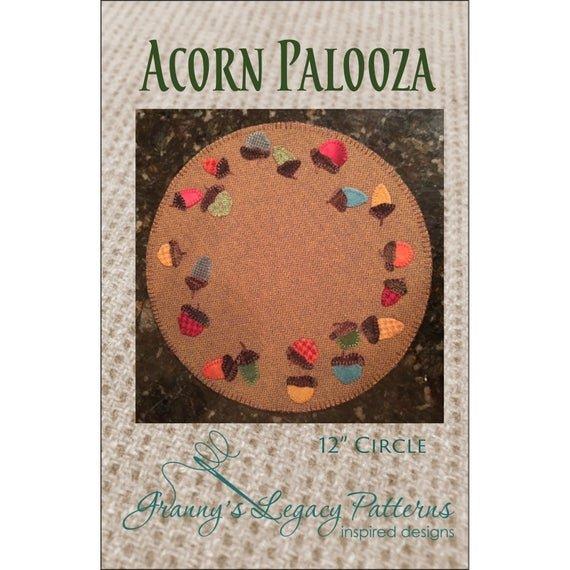 Acorn Palooza Wool Kit