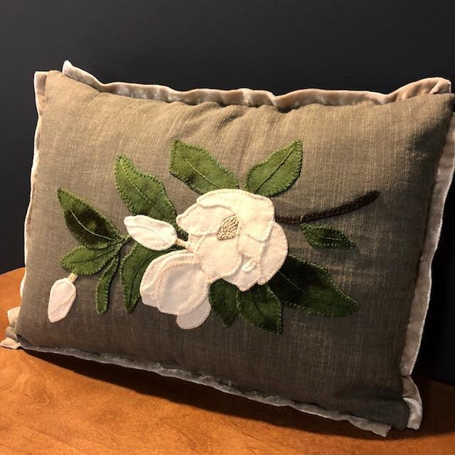 Elegance Wool Pillow Kit