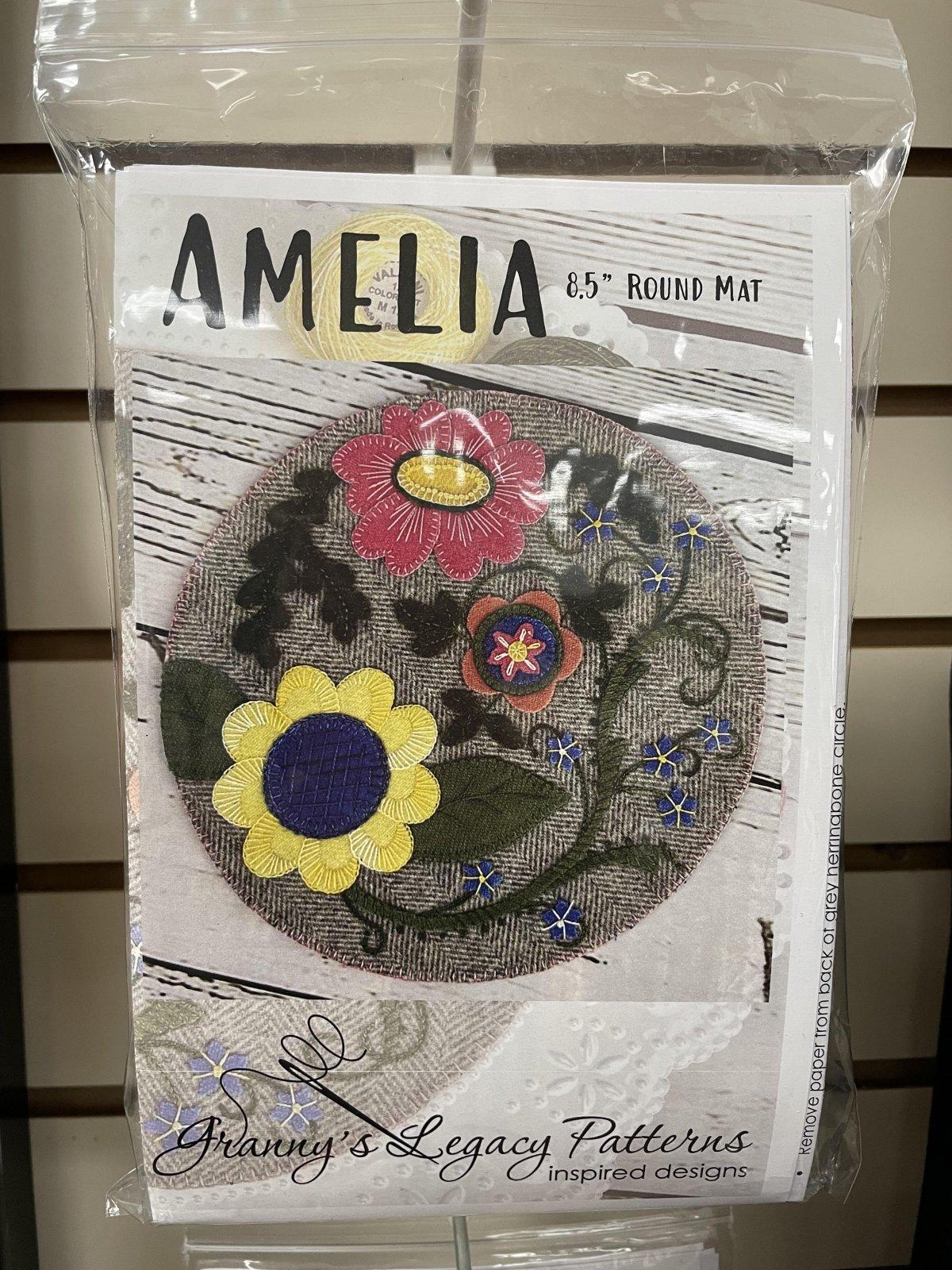 Amelia Wool Kit