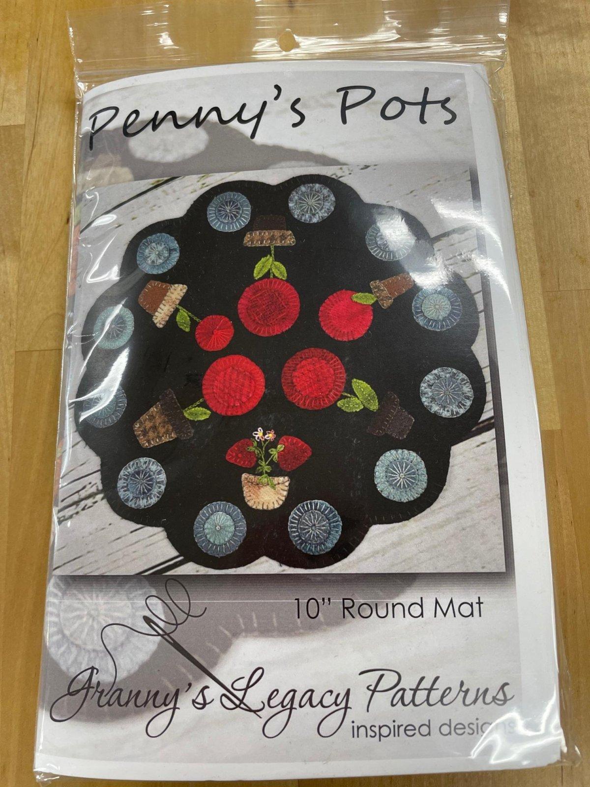 Penny's Pots Wool Kit