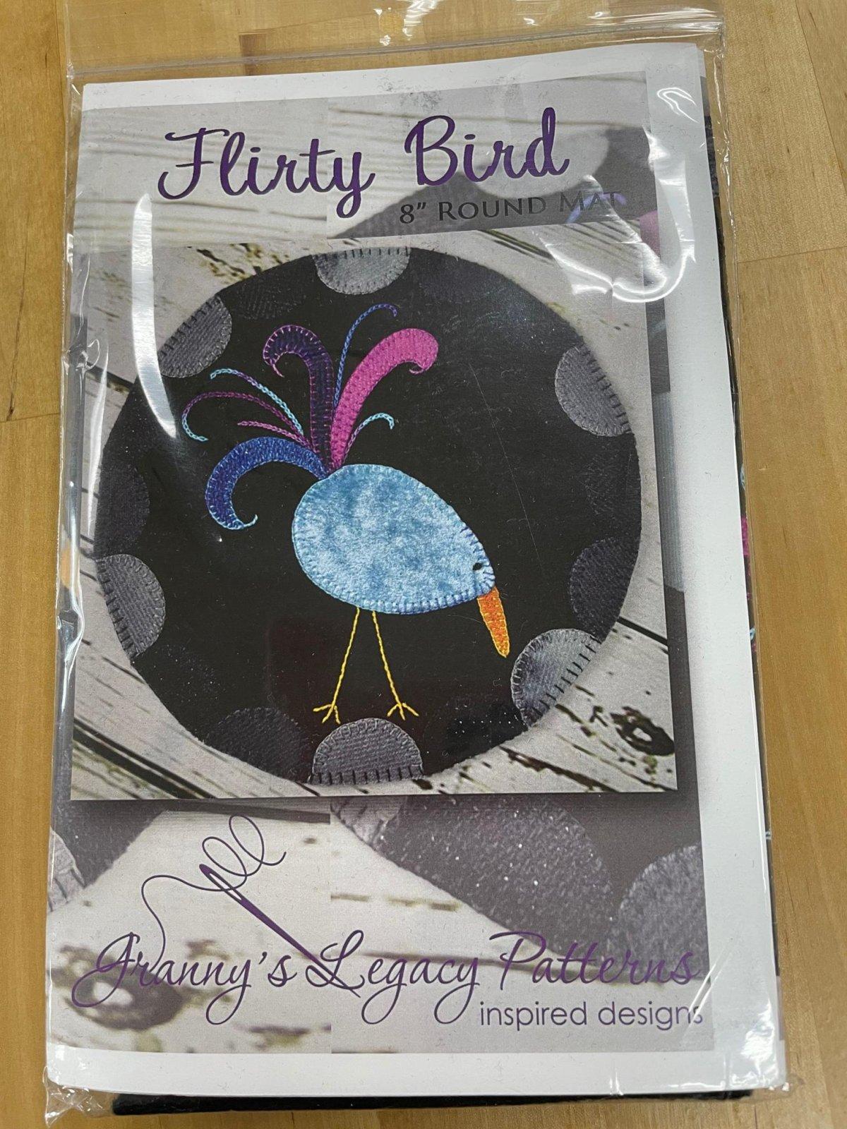 Flirty Bird Wool kit