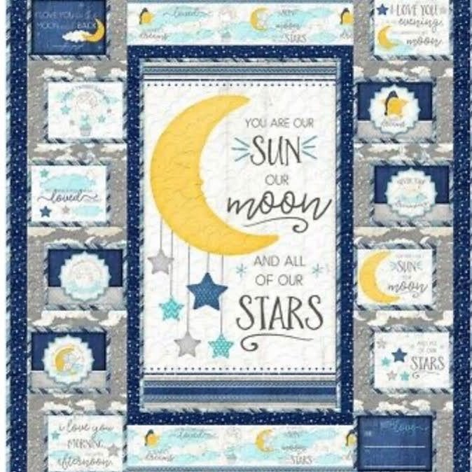 All Our Stars Kit 55 x 66