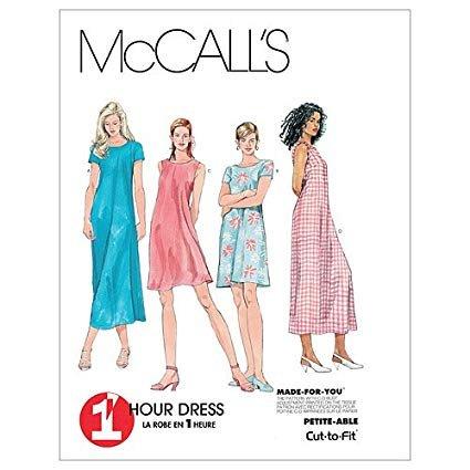 McCall's M6102 One Hour Dress