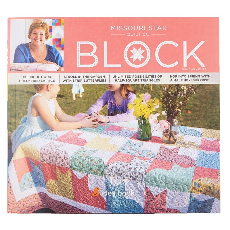 Missouri Star Block Spring Vol 4 Issue 2
