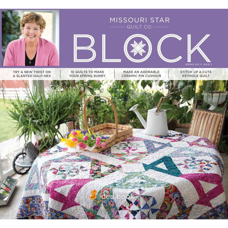 Missouri Star Block Spring Vol 5 Issue 2