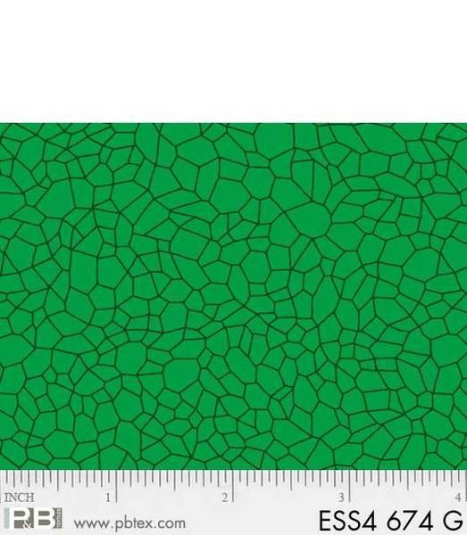 P&B Bear Ess 4 Net Green Crackle