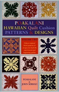 Poakalani Hawaiian Quilt Cushion Patterns & Designs