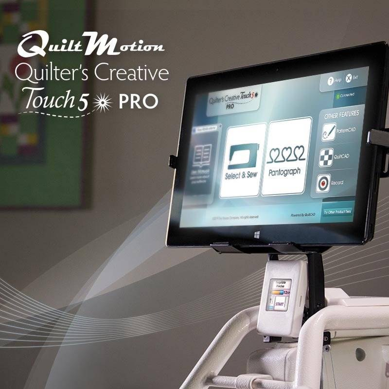 Quilter's Creative Touch Pro
