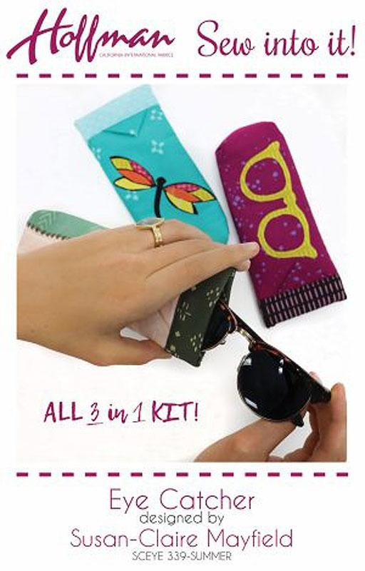 Sew Into It Eye Catcher Kit Summer