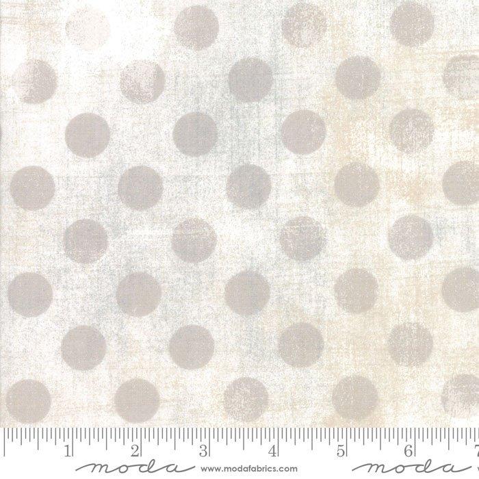 Grunge Spots White Paper