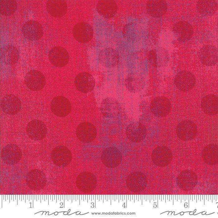 Grunge Spots Raspberry