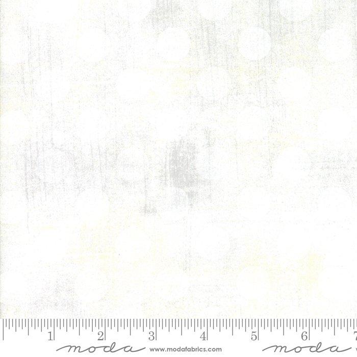 Grunge Spots Eggshell White