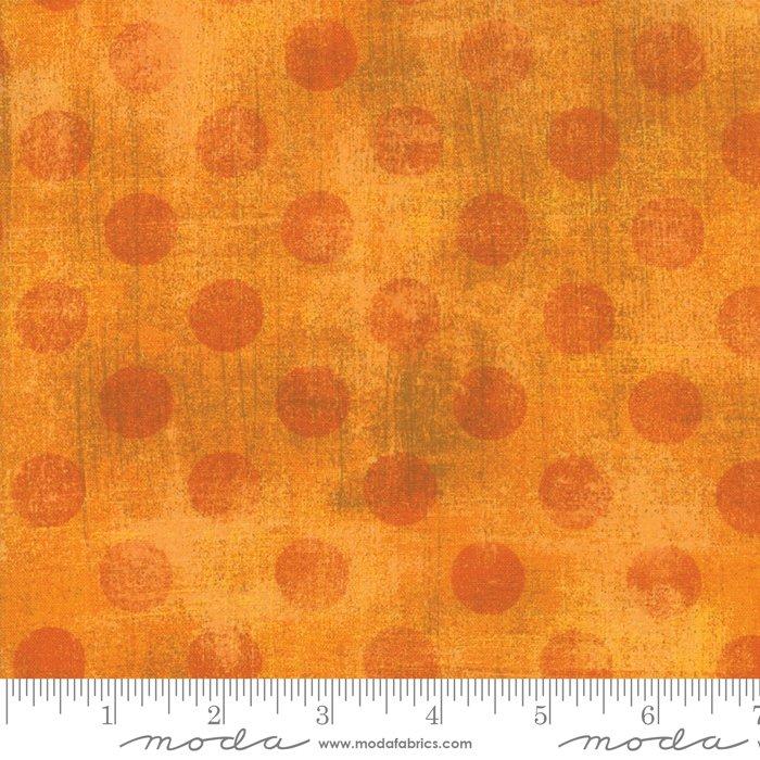 Grunge Spots Yellow Orange