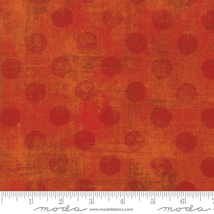 Grunge Spots Pumpkin