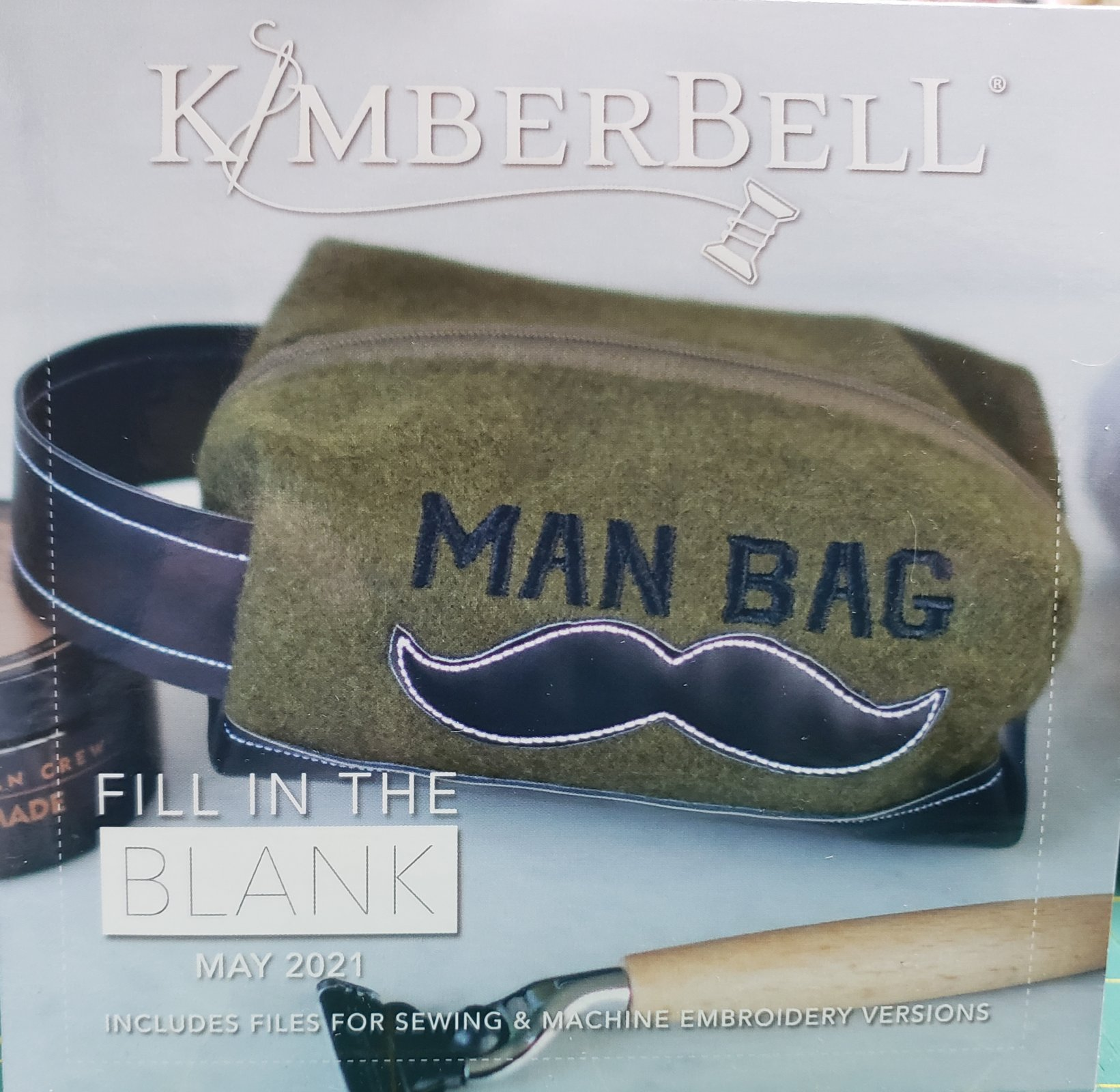 Kimberbell Fill-in-the-Blank Club May
