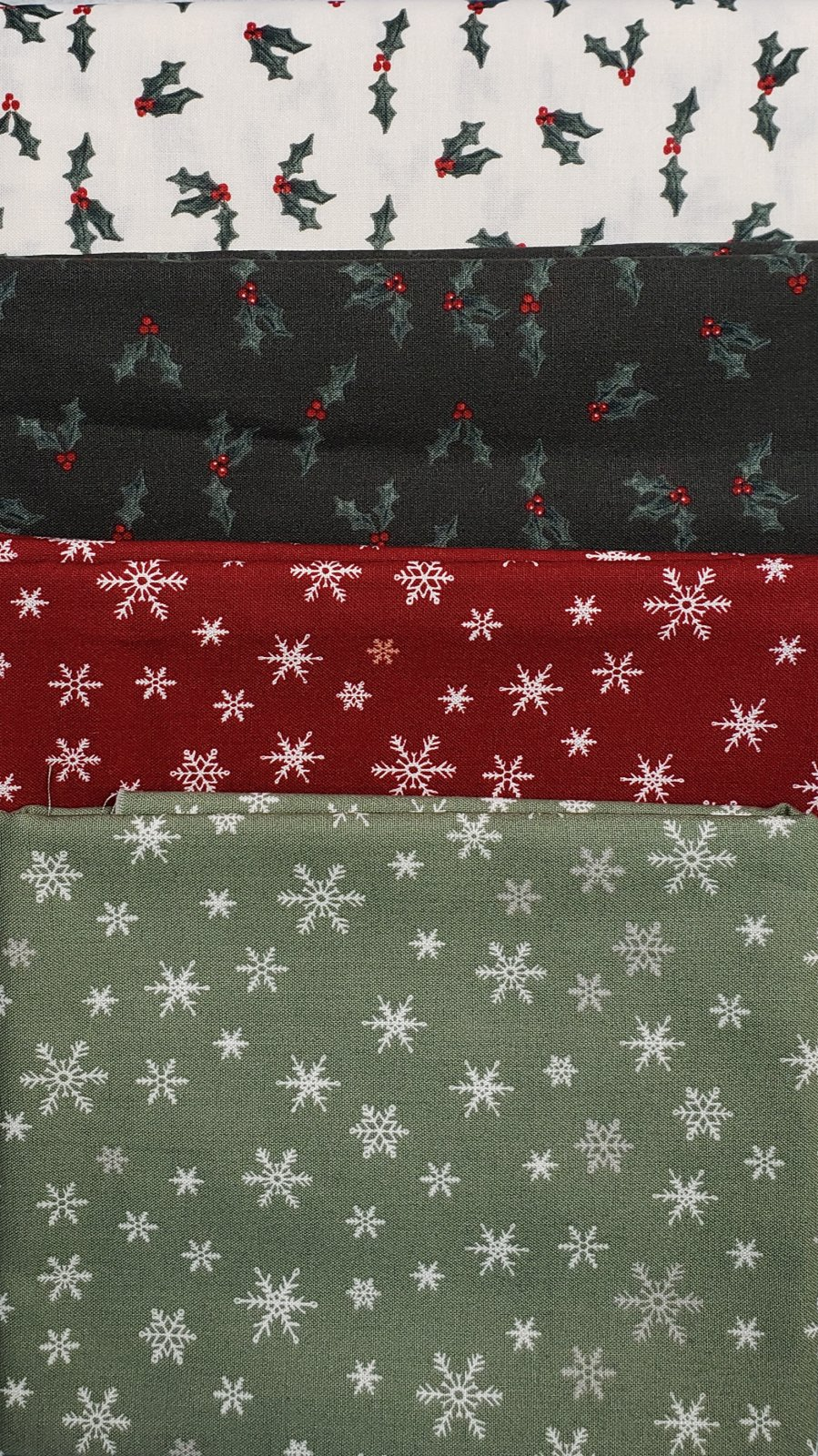 Sew Beautiful Quilt Box Mystery Christmas