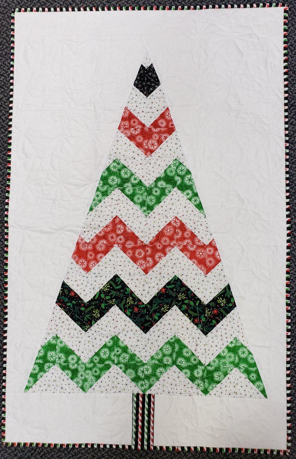 O Christmas Tree Wall Hanging