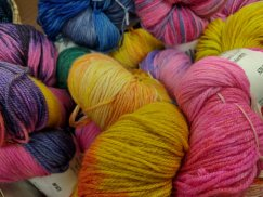 bundle of yarn