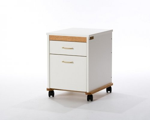 Tracey's Tables narrow Long Arm Storage System with drawer options.