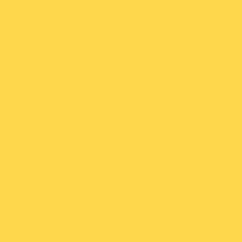 Dark Yellow  Solid - American Made