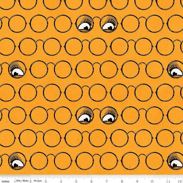 Goose Tales Orange Eyeballs