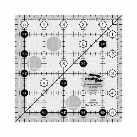 Creative Grids 5.5 X 5.5 Square