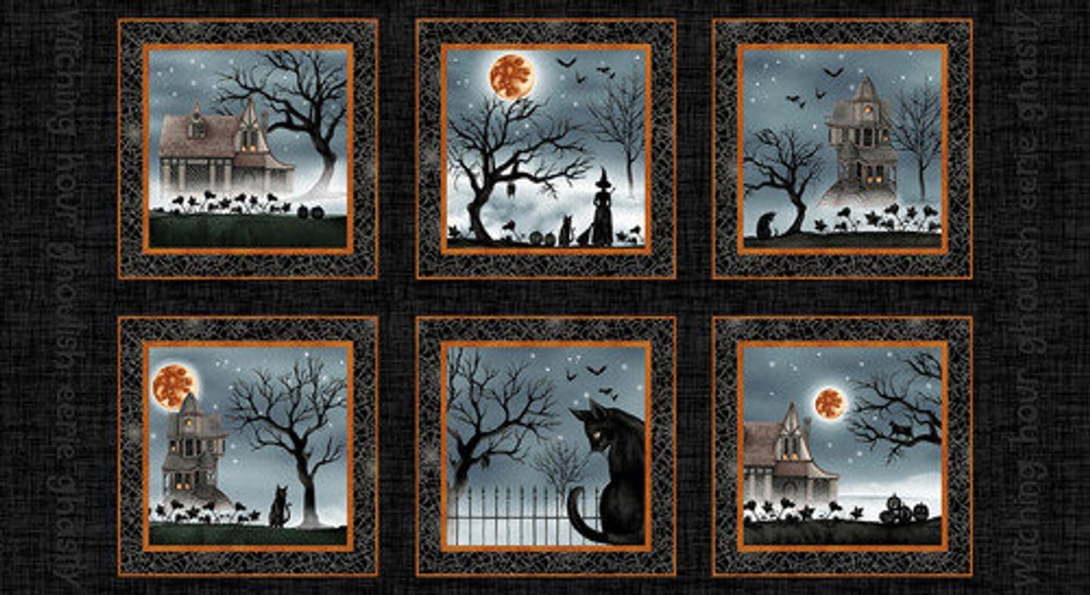 Harvest Moon Block Panel