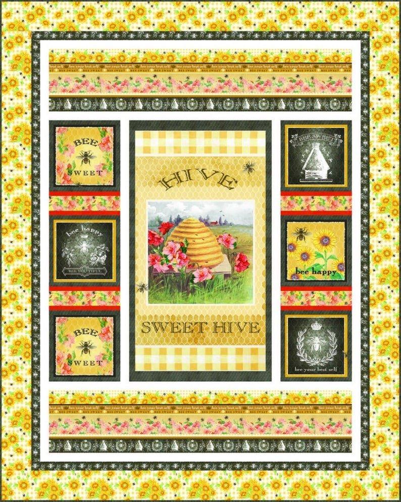 Bee Sweet Quilt