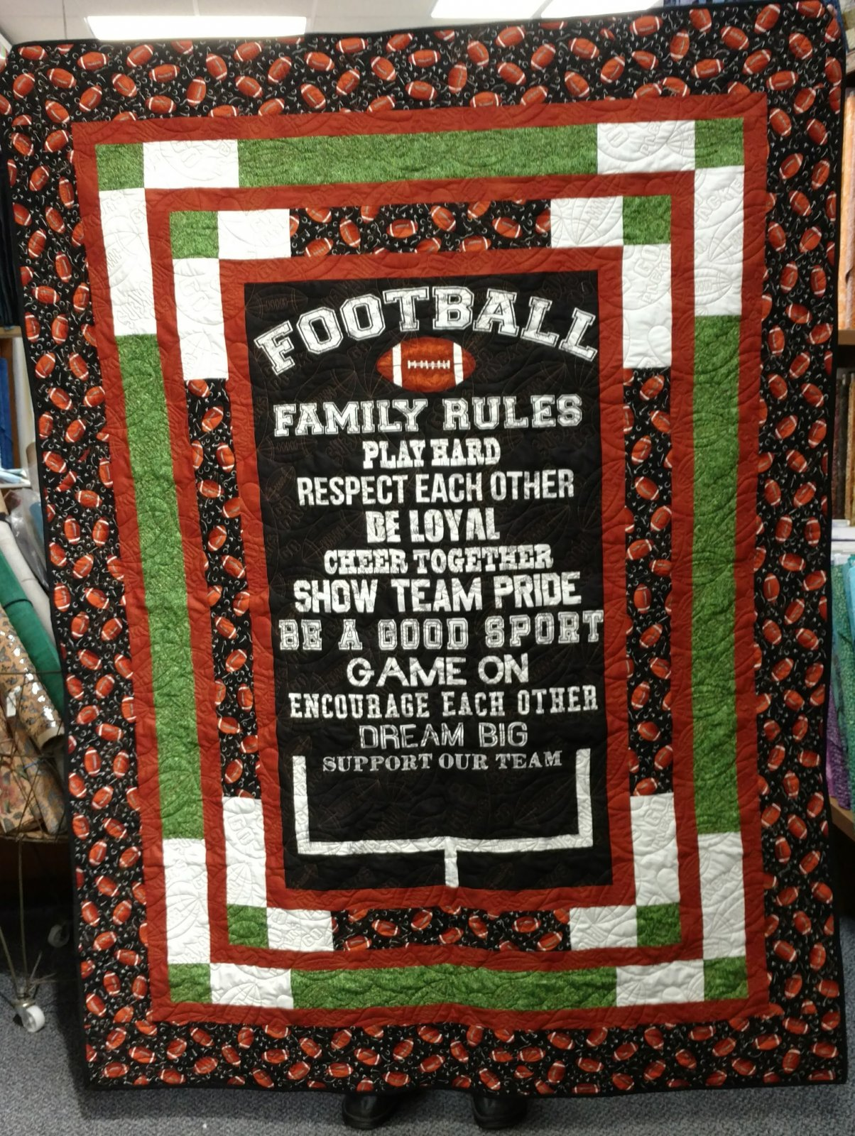 Football Family Rules