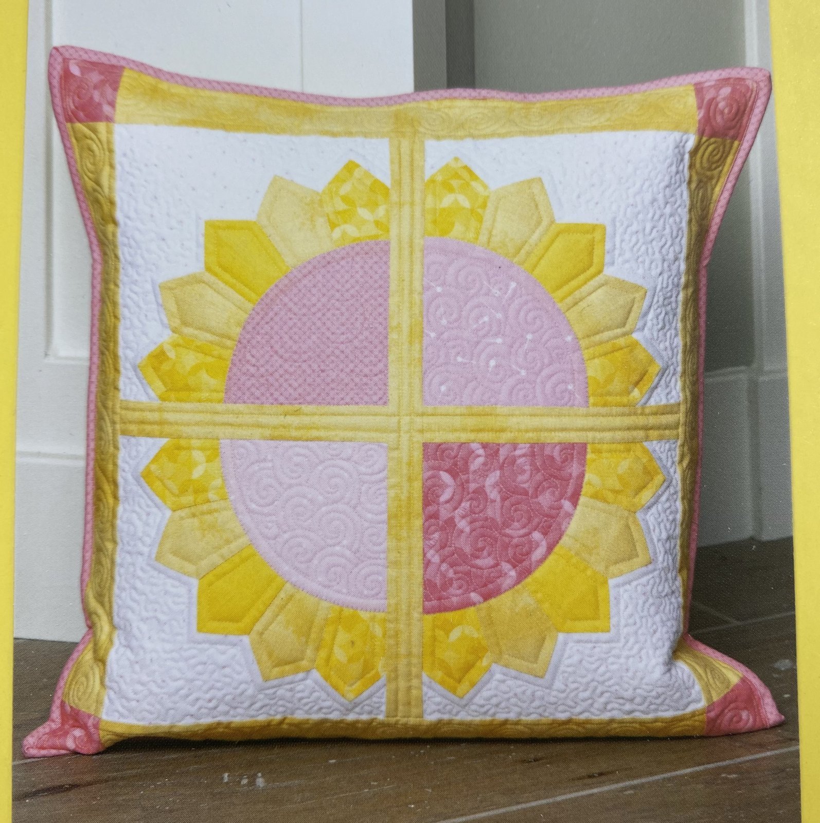 Pillow of the Month June