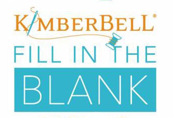 Kimberbell Fill-in-the-Blank Club - Full Year 2021