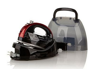 Cordless 360 Freestyle Steam/Dry Iron - Rouge