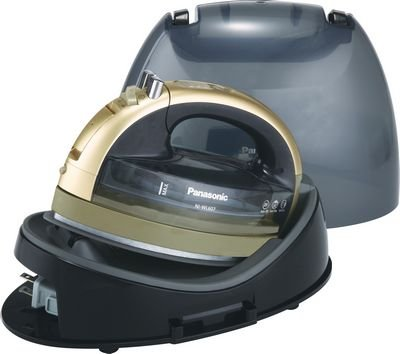 Cordless 360 Freestyle Steam/Dry Iron - Champagne