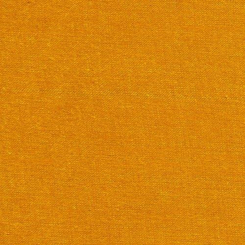 Peppered Cotton Saffron Shot Cotton Solid