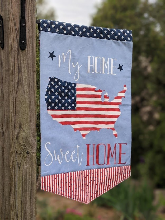 My Home Sweet Home Banner
