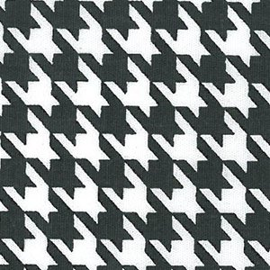Fabric Finders 1607 houndstooth