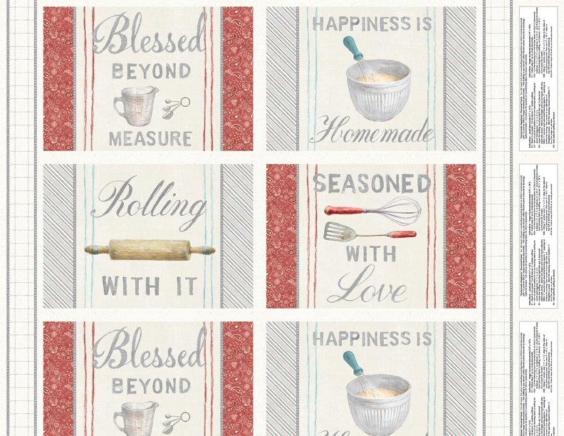Homemade Happiness Panel